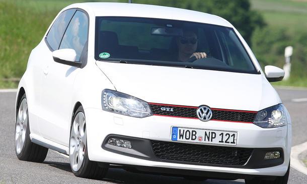 Erfolgreicher Kleinwagen: Der VW Polo kommt im September auf Platz drei