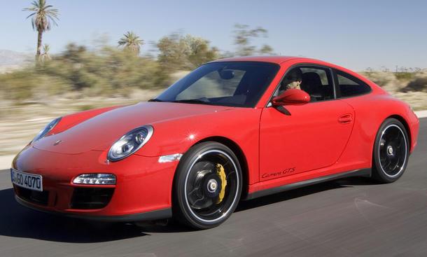 Erste Probefahrt im neuen Porsche 911 Carrera GTS