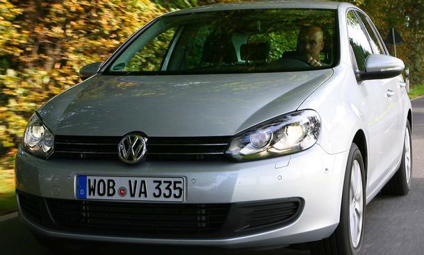 Der VW Golf mit dem neuen 86-PS-TSI im Einzeltest