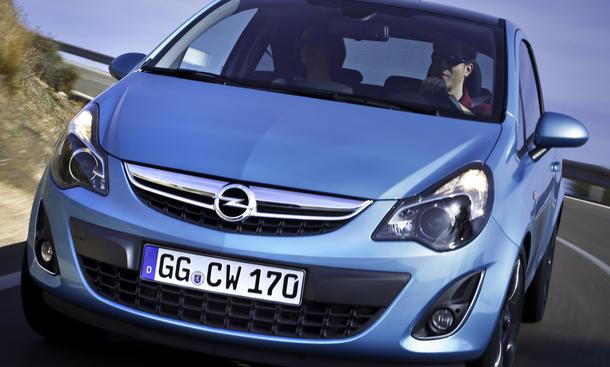 Opel Corsa 1.3 CDTI ecoFLEX im Fahrbericht der AUTO ZEITUNG