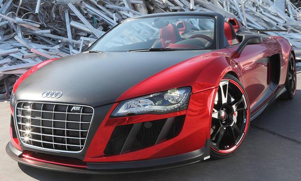 Vorstellung : ABT Audi R8 GTS