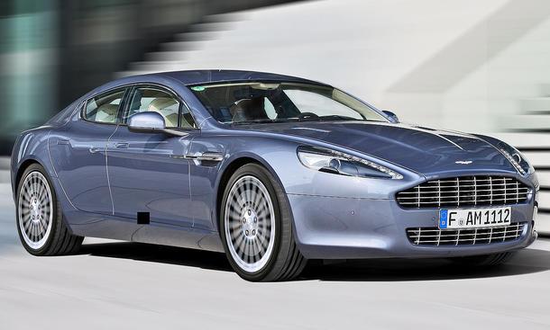 Der neue Aston Martin Rapide im Einzeltest der AUTO ZEITUNG