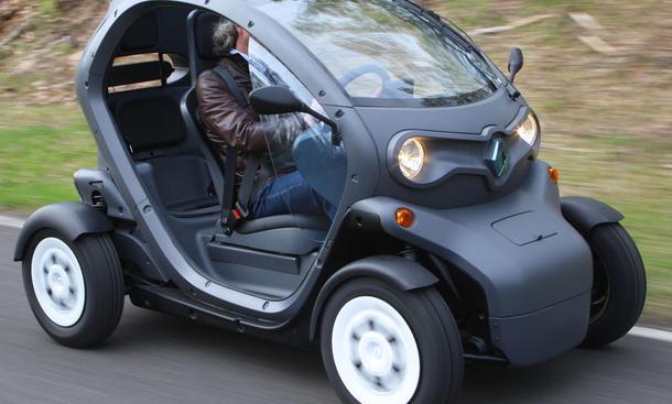 renault twizy elektroauto im fahrbericht einleitung. Black Bedroom Furniture Sets. Home Design Ideas