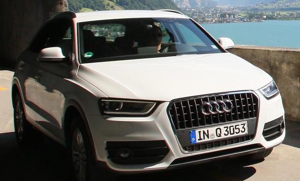 Audi Q3 2.0 TDI im Fahrbericht der AUTO ZEITUNG
