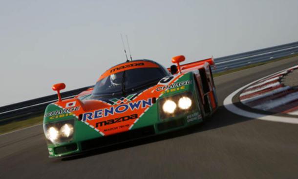 Nach 20 Jahren bringt Mazda den Wankel-Sieger 787B nach Le Mans zurück