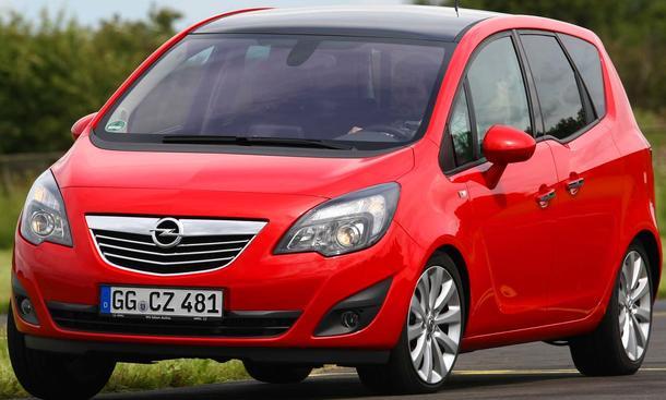 Seit Ende Mai im Dauertest der AUTO ZEITUNG: Opel Meriva 1.7 CDTi