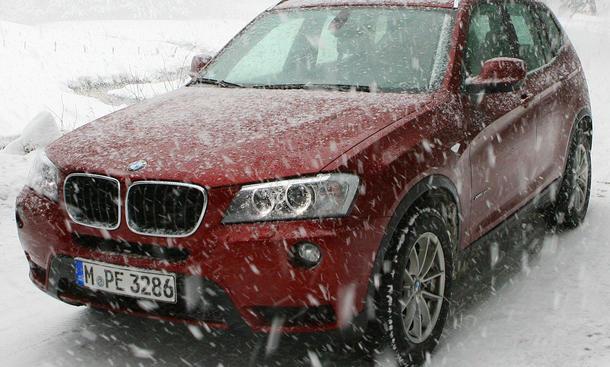 BMW X3 xDrive20d im Dauertest: Zwischenbericht nach 10.200 Kilometern
