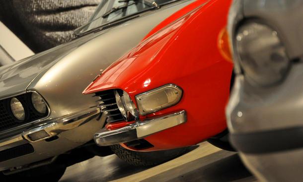 Klassiker in Reih und Glied: Das Centro Storica Fiat in Turin