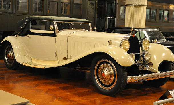 Bugatti Royale Typ 41 im Henry Ford Museum in Dearborn