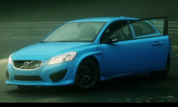 Video: Im Volvo C30 Polestar Concept über die Nürburgring Nordschleife
