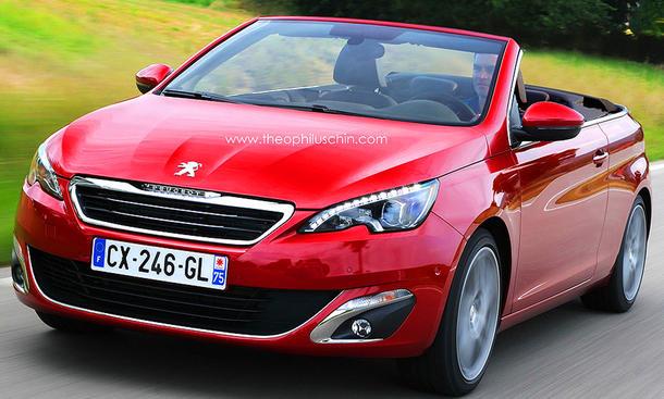 Peugeot 308 CC 2014: Kompakt-Cabrio mit Fragezeichen (by Theophilus Chin)