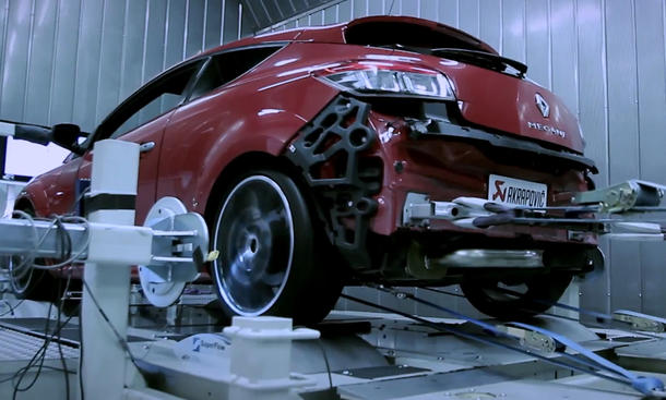 Renault Megane RS Trophy: Starke Sonderedition mit neuem Teaser-Video