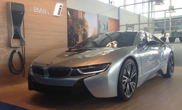 BMW i8 für 14.500 Euro: Sonderangebot mit Haken