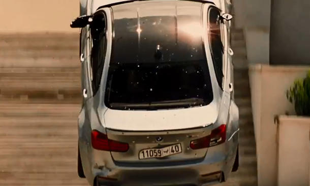 Mission Impossible 5 - Rogue Nation: BMW M3 geht zu Bruch