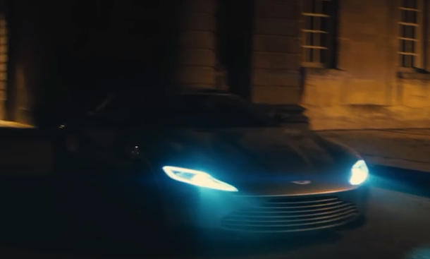 "Aston Martin DB10 in 007 ""SPECTRE"""