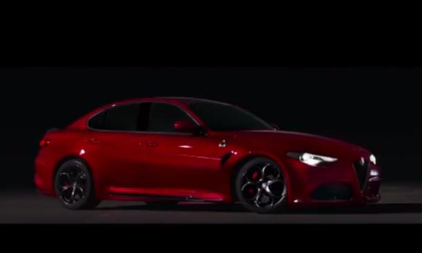 Sound- und Fahrimpressionen: So klingt die neue Alfa Romeo Giulia