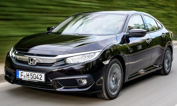 Honda Civic Limousine (2017)