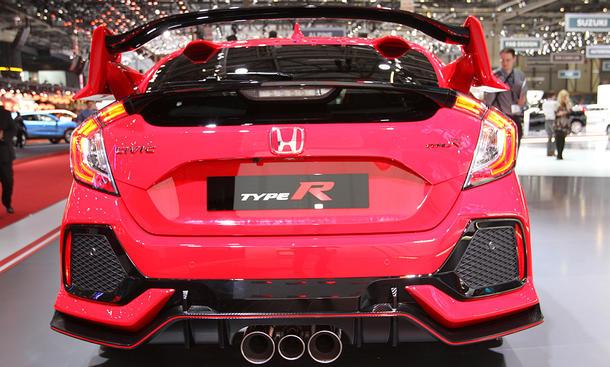 Honda Civic Type R (2017)