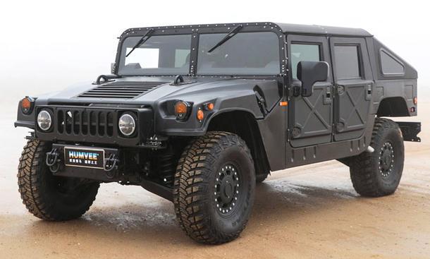 Hummer H1 (Humvee C-Series Kits)