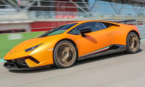 Lamborghini Huracán Performante (2017)
