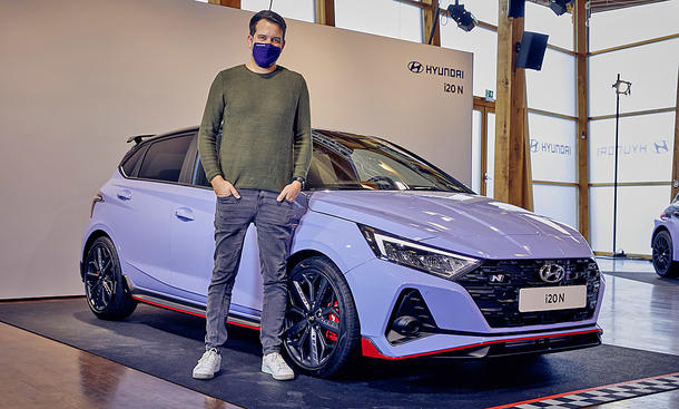 Hyundai i20 N (2021)