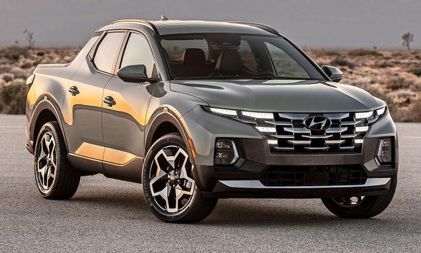 Hyundai Santa Cruz (2022)