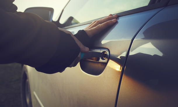 Mit dem GPS-Tracker das gestohlene Auto wiederfinden