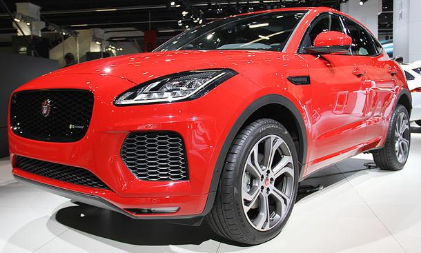 Jaguar E-Pace (2017)