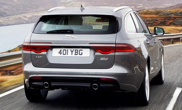 Jaguar XF Sportbrake (2017)