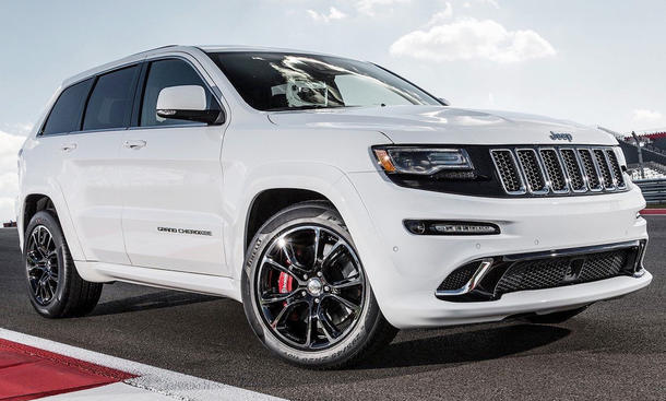 Jeep Grand Cherokee SRT Hellcat