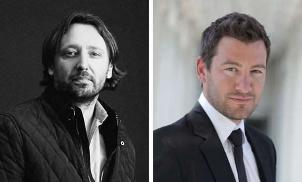 Kaban & Dukec neue Designchefs bei BMW