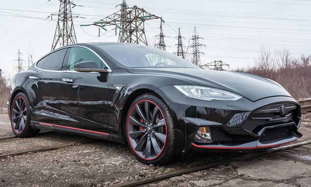 tesla model s tuning von larte design. Black Bedroom Furniture Sets. Home Design Ideas