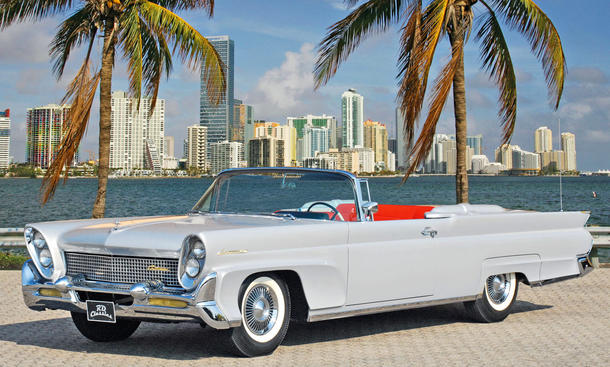Lincoln Continental Mark III Cabrio: Classic Cars