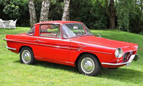 Lloyd Alexander Frua Coupé: Classic Cars