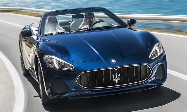 Maserati GranCabrio (2018)
