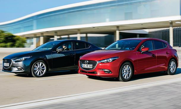 Kaufberatung zum Mazda 3