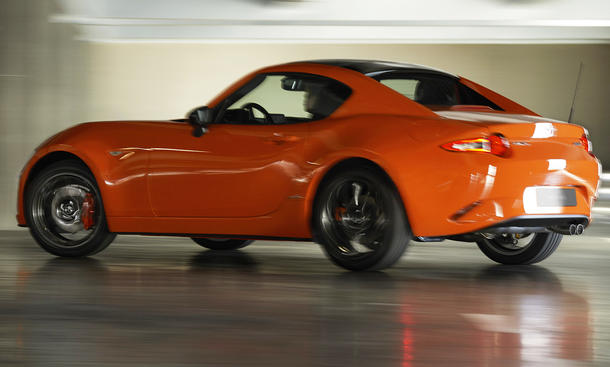 Mazda MX-5 RF 30th Anniversary
