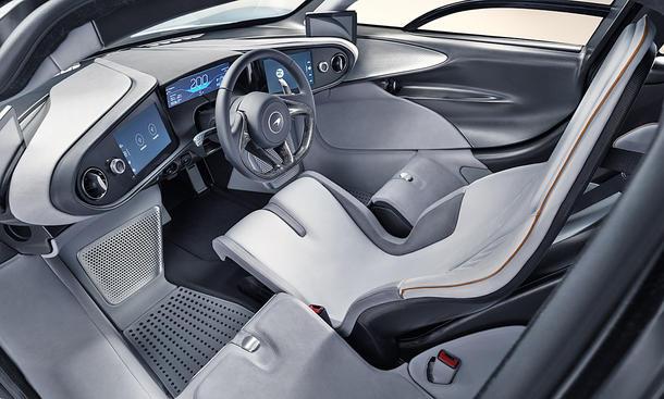 McLaren Speedtail (2019)