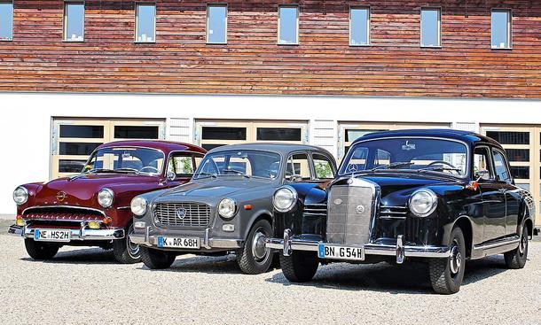 Olympia Rekord/180/Appia: Classic Cars