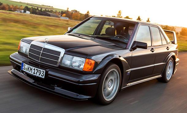 Mercedes 190 E 2.6-16 EVO II