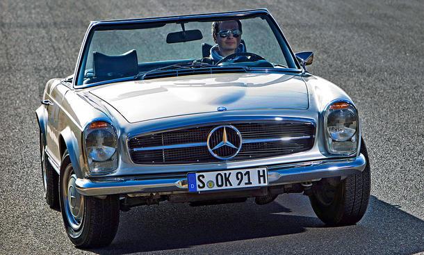 Mercedes 280 SL (W113): Classic Cars