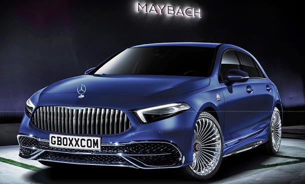 Mercedes A-Klasse (2018) Maybach