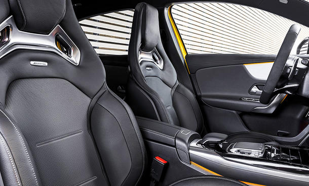 Mercedes-AMG A 35 (2018)