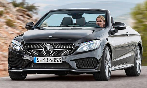 Mercedes-AMG C 43 Cabrio (2016)