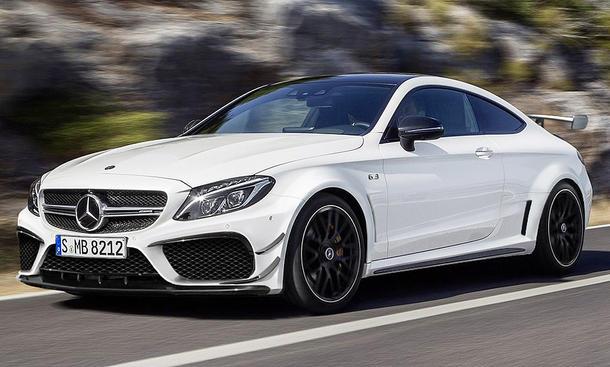 Mercedes-AMG C 63 R: Erstes Foto! | autozeitung.de