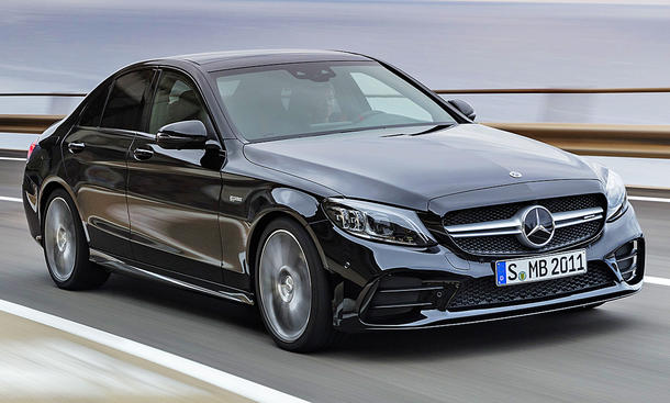 Mercedes-AMG C 43 Facelift (2018)
