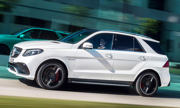 Mercedes-AMG GLE 63 (2015)