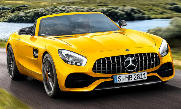 mercedes amg gt roadster 2017 preis motoren. Black Bedroom Furniture Sets. Home Design Ideas
