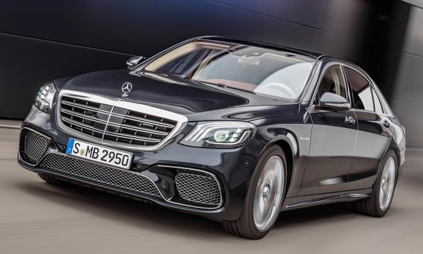 Mercedes-AMG S 65 Facelift (2017)