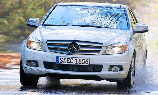 Mercedes C-Klasse gebraucht kaufen
